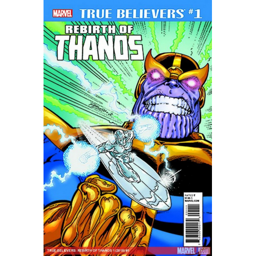 Rebirth of Thanos 1 (VO)