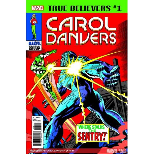 Carol Danvers 1 (VO)