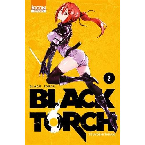 Black Torch Tome 2 (VF)