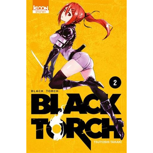 Black Torch Tome 2 (VF)