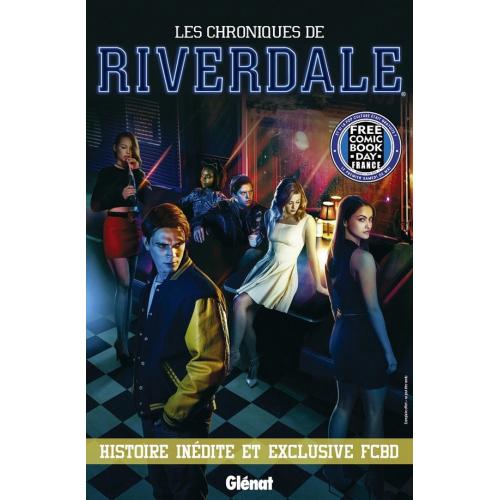 FCBD France 2018 – Glénat Comics – Winnebago Graveyard & Les Chroniques de Riverdale (VF)