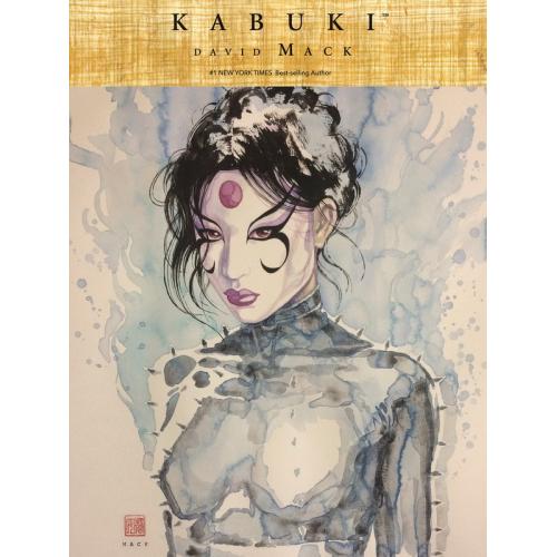 KABUKI LIBRARY HC VOL 04 (VO)