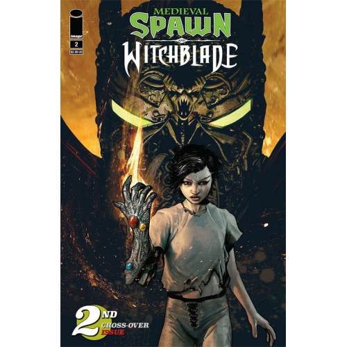 MEDIEVAL SPAWN / WITCHBLADE 2 (OF 4) (VO)