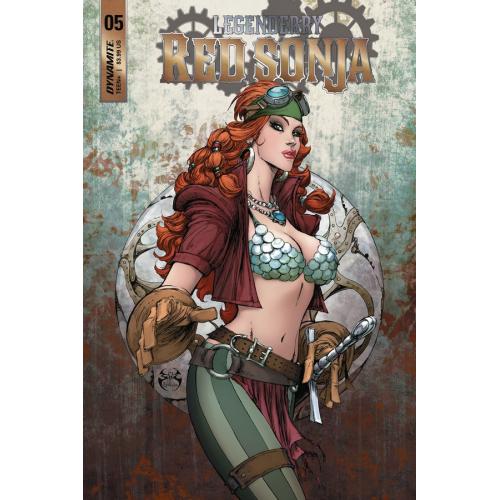 Legenderry : Red Sonja 5 (VO)