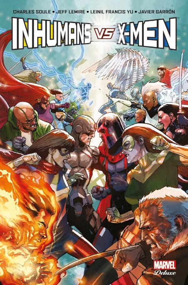 Inhumans Vs X-Men (VF)