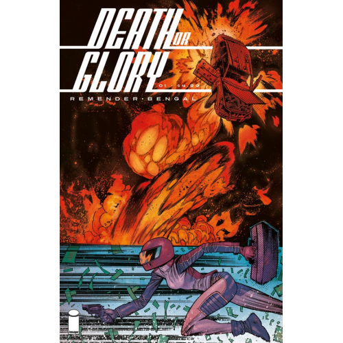 DEATH OR GLORY 1 (VO) FEGREDO VARIANT