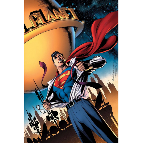 DC NATION 0 SUPERMAN VARIANT 1: 100 (VO)