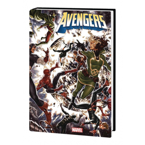 AVENGERS: NO SURRENDER HC (VO)