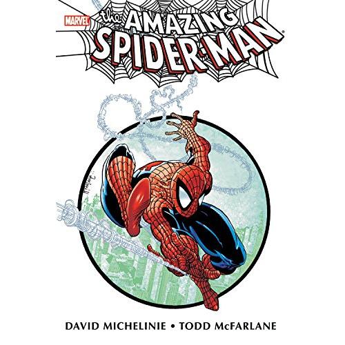 AMAZING SPIDER-MAN BY DAVID MICHELINIE & TODD MCFARLANE OMNIBUS HC (VO)