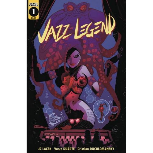 Jazz Legend 1 (VO)
