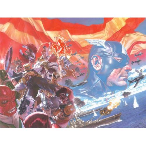 Captain America 1 (VO)