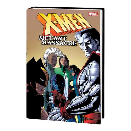X-MEN MUTANT MASSACRE OMNIBUS HC (VO)