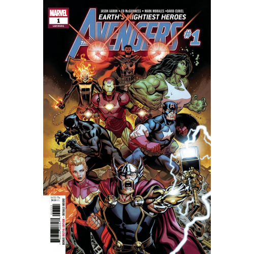 Avengers 1 (VO) 2nd PRINT