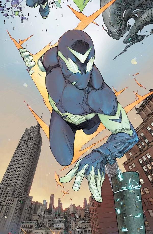 DAMAGE 2 (VO) TONY DANIEL - (NEW AGE OF DC HEROES)