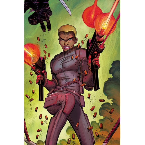 THE SILENCER 1 (VO) JOHN ROMITA JR - NEW AGE OF DC HEROES - 2nd PRINT