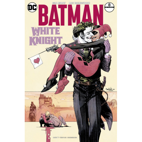 Batman : White Knight 8 Variant Edition - Sean Murphy (VO)