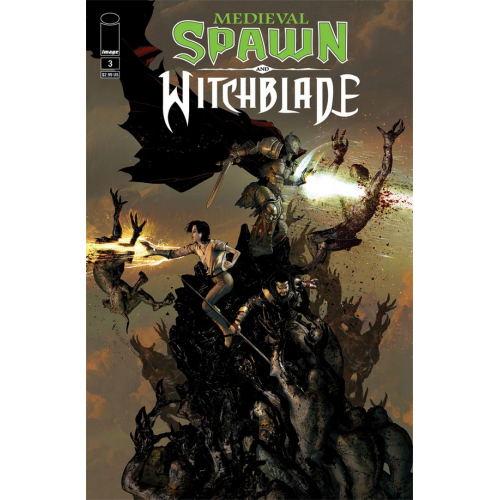 MEDIEVAL SPAWN / WITCHBLADE 3 (OF 4) (VO)