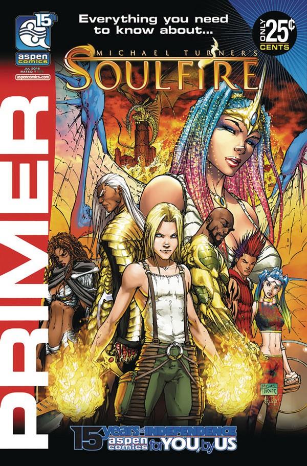 Soulfire Primer 2018 (VO)