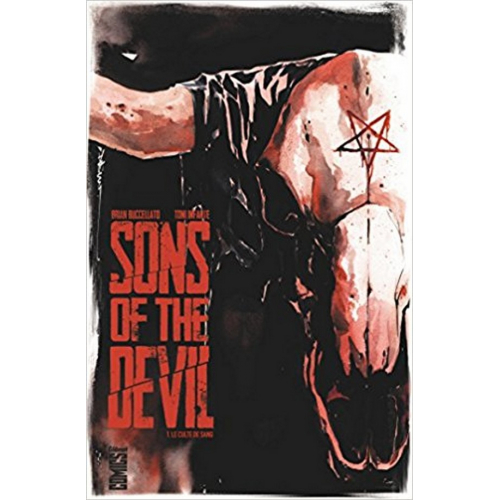 Sons of the devil - Tome 01: Le culte de sang (VF)