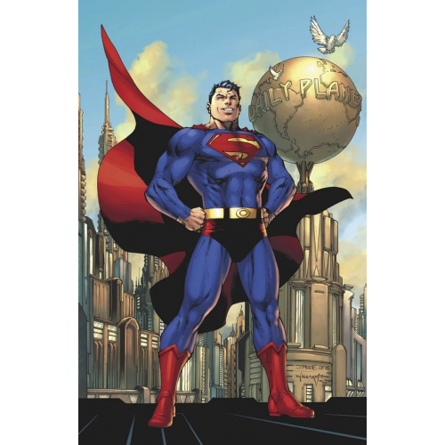 Action Comics 1000 DELUXE EDITION (VO)