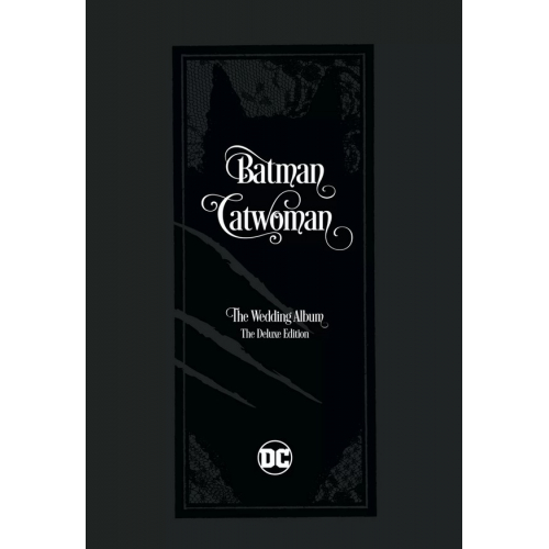 BATMAN / CATWOMAN : THE WEDDING ALBUM: THE DELUXE EDITION HC (VO)