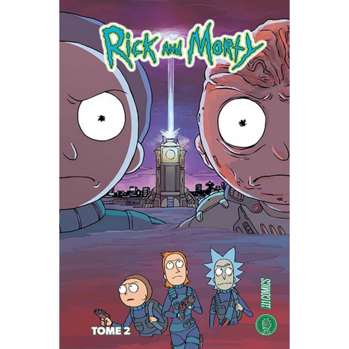 Rick & Morty Tome 2 (VF)