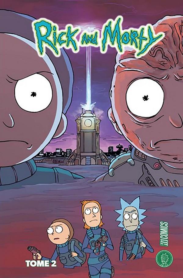 Rick & Morty Tome 2 (VF)