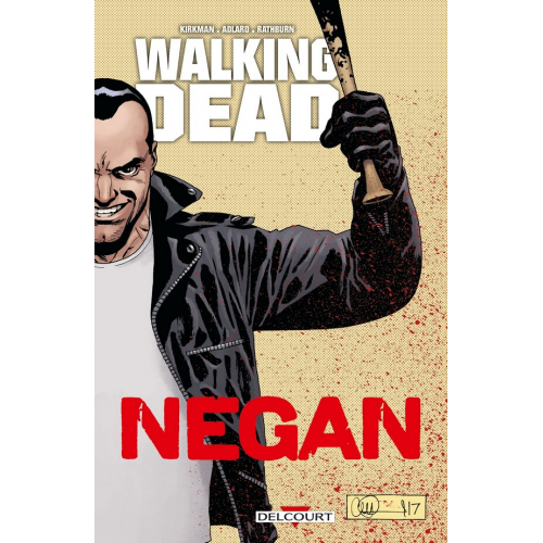 Walking Dead Negan (VF)