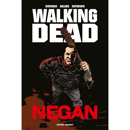 Walking Dead Negan Édition Prestige (VF)
