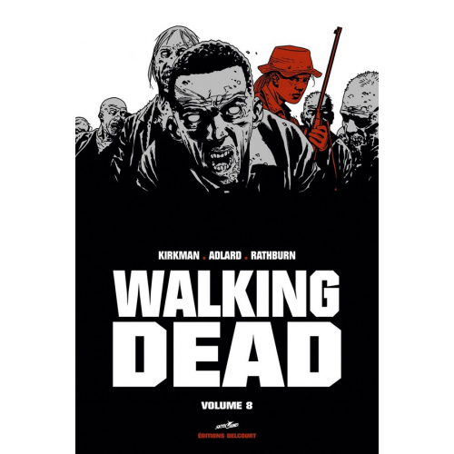 Walking Dead Prestige Volume 8 (VF)