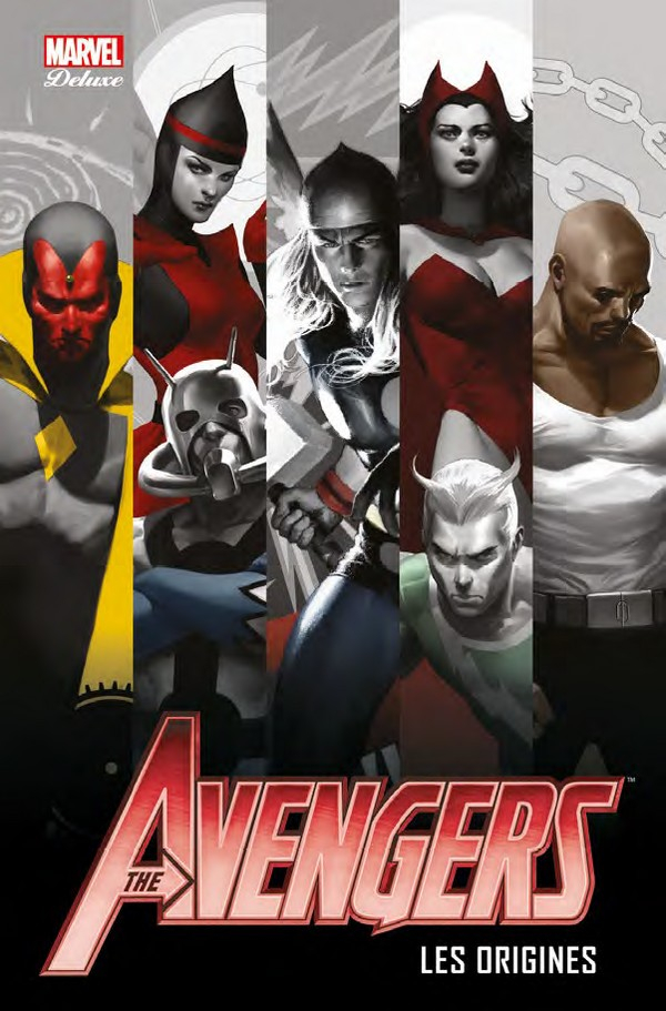 The Avengers - Les Origines (VF)