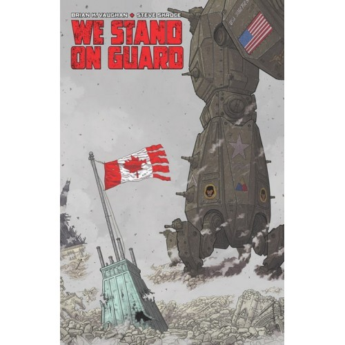 We Stand on Guard 1