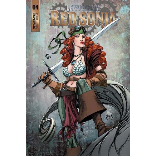Legenderry : Red Sonja 4 (VO)