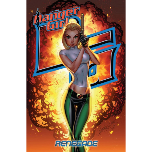 J. Scott Campbell's Danger Girl Gallery Edition