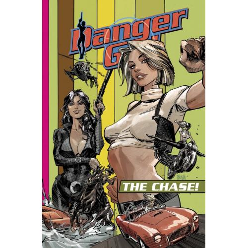 Danger Girl The Chase TPB (VO)