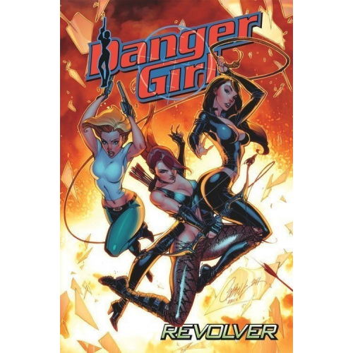 Danger Girl Mayday TPB (VO)
