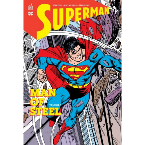 Man of Steel Tome 1 (VF)