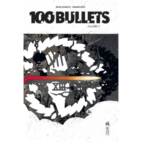 100 Bullets Intégrale Tome 5 (VF)