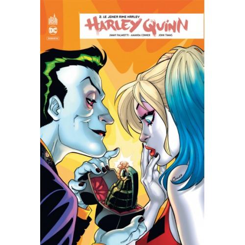 Harley Quinn Rebirth Tome 2 (VF)