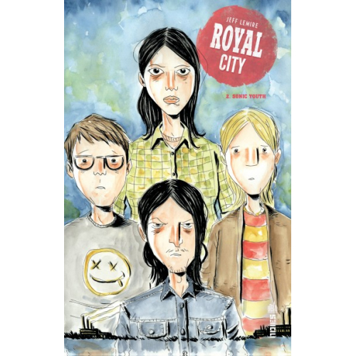 Royal City Tome 2 (VF)