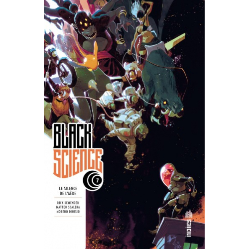 Black Science Tome 7 (VF)