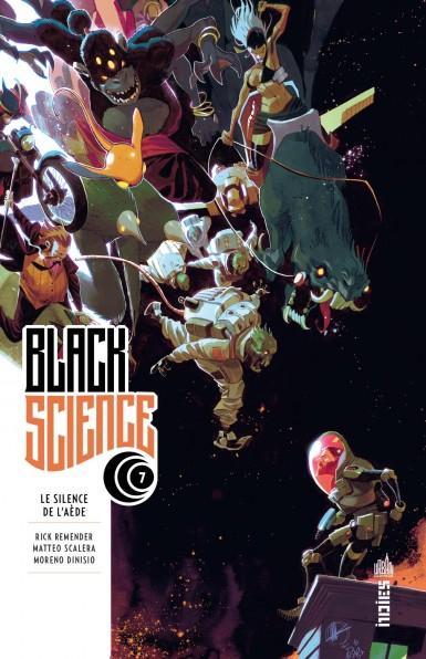 Black Science Tome 7 (VF)