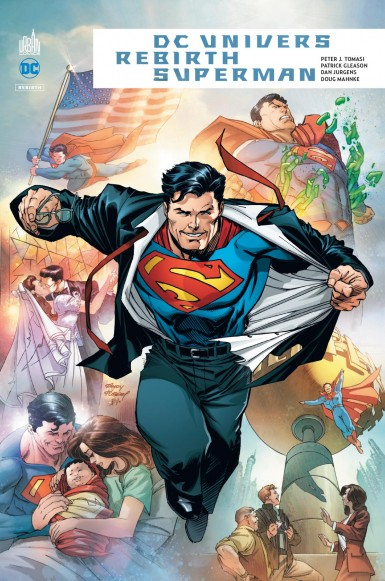 Dc Univers Rebirth : Superman (VF)
