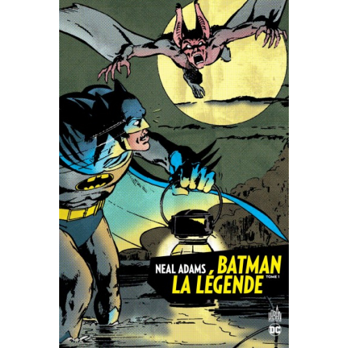 Batman La Légende – Neal Adams tome 1 (VF)