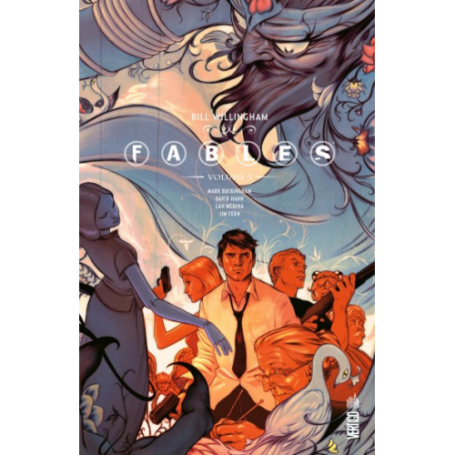 Fables Intégrale Tome 3 (VF)