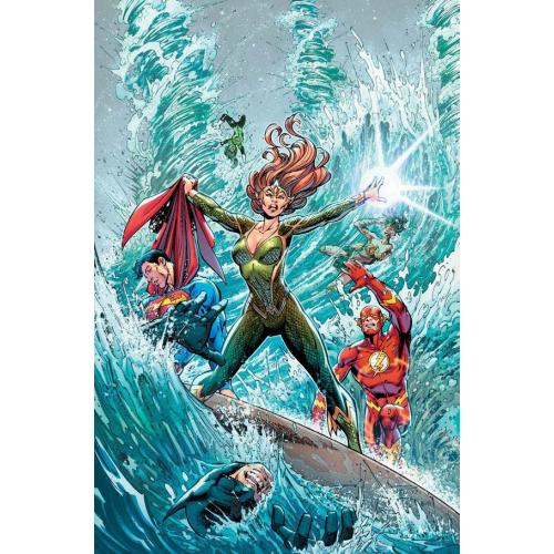 Justice League Rebirth n°14 (VF)