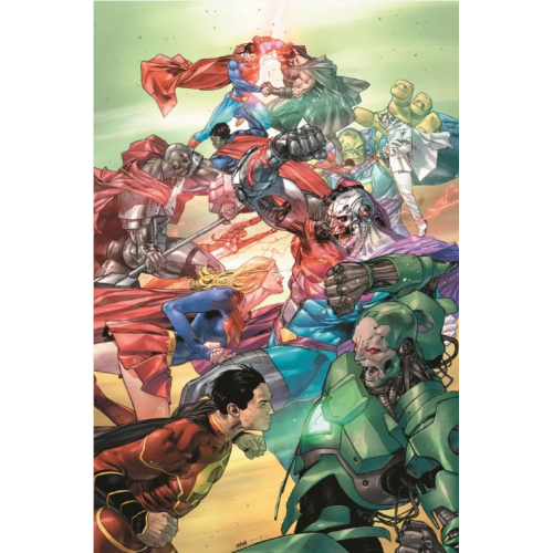 Justice League Rebirth n°15 (VF)