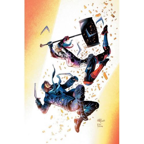 Suicide Squad Rebirth n°13 (VF)