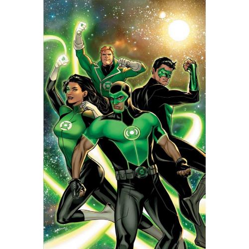 Justice League Récit Complet n°8 (VF)