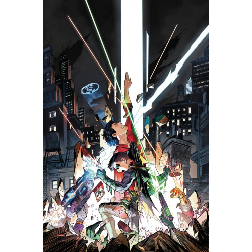 ADVENTURES OF THE SUPER SONS 1 (VO)